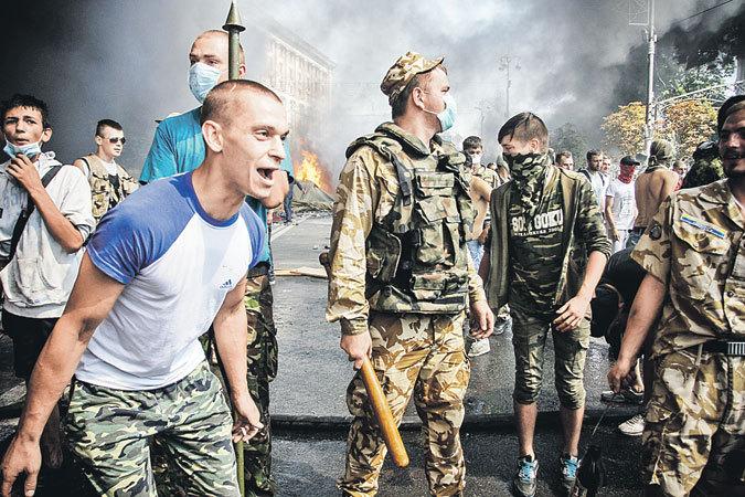 Украинский журналист Виктор Зубрицкий: В Киеве меня бы за правду уничтожили