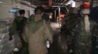 В Донецке ополченцы задержали две фуры с провизией для нацгвардейцев (Видео)