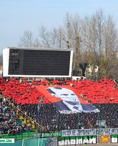 В Польше отменили матч украинских футболистов, пропагандирующих бандеровскую символику