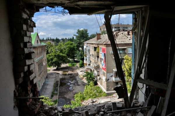 Донбасс Украине не нужен
