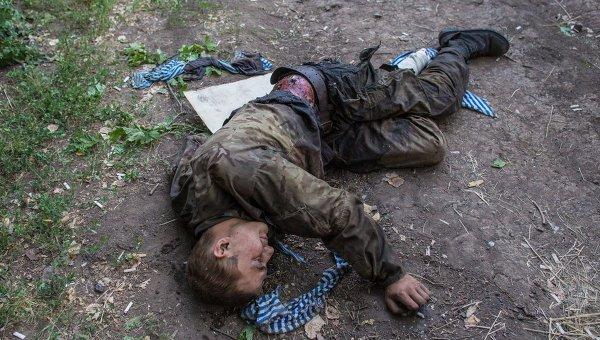 Сводки от ополчения Новороссии 17.10.2014