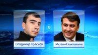 Пранкер Вован рассказал, как разыграли Саакашвили