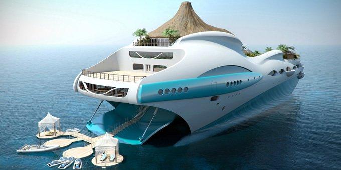 Чудо-Яхта