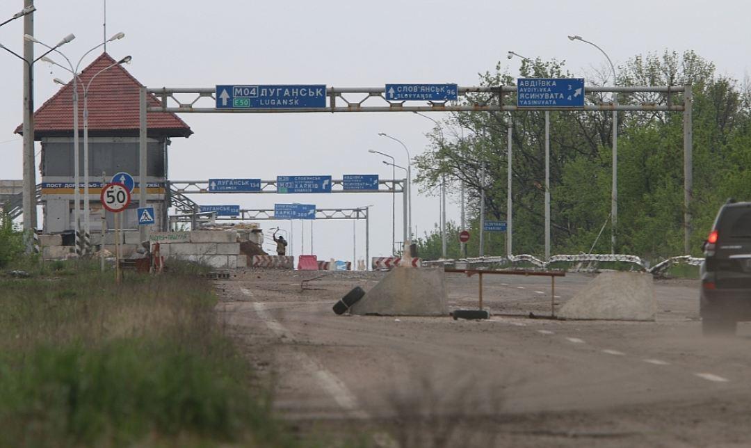 Украинские силовики предприняли попытку прорыва в
