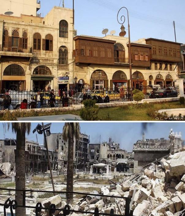 Картинки по запросу сирия древние памятники до разрушения