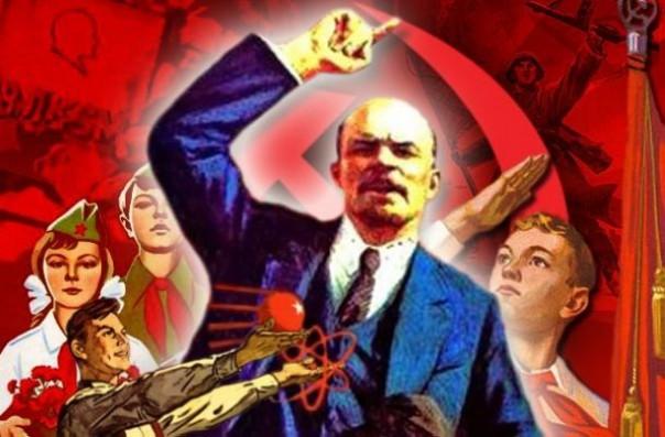 Ленин – это человек масштаба не только страны. Ленин – это человек масштаба планеты!