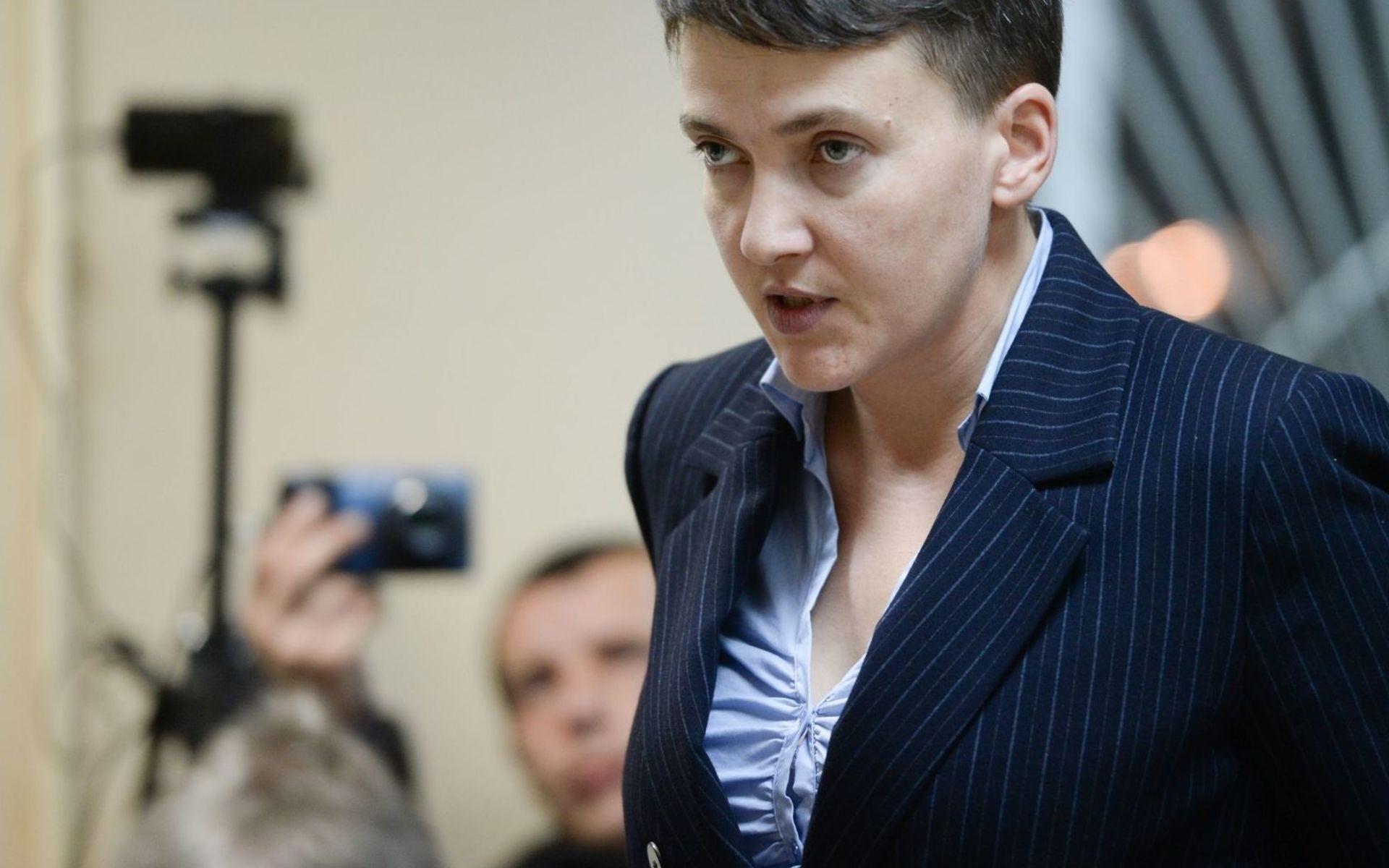 От Савченко потребовали объяснений за слова о войне на Донбассе, высказанные в Польше