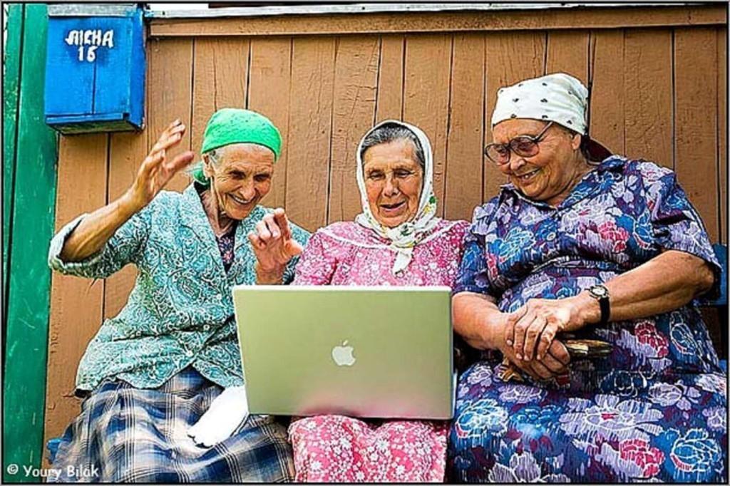 фото Пенсионеры Октябрьского смогут сразится в конкурсе на знание Интернета