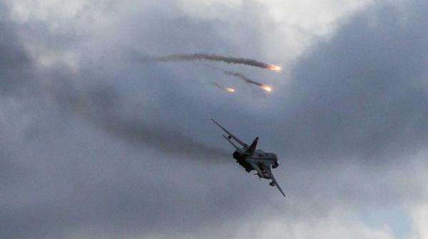 Турецкие военные и боевики пытались сбить в Сирии российский Су-34
