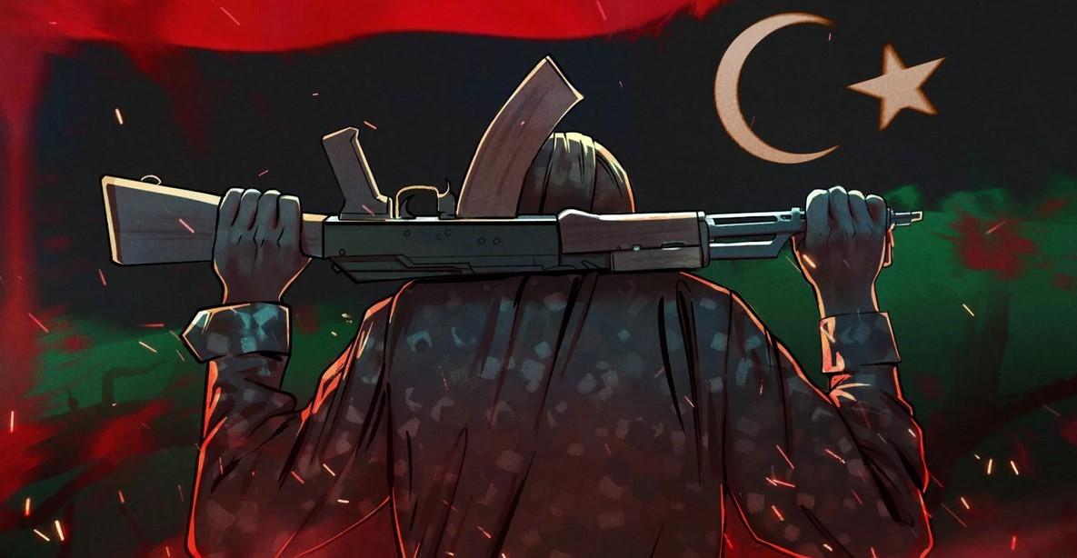 Эрдоган провел рейдерский захват ливийских портов